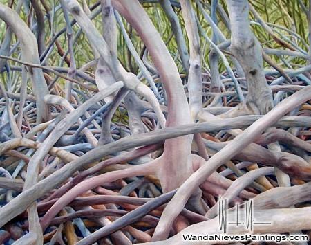 mangrove painting